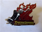 Disney Trading Pin   89277 Jerry Leigh - Skeleton with Cup and Flames - Pirates of the Caribbean on Stranger Tides Series