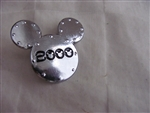 Disney Trading Pin 895 Applause Mickey Unlimited - Silver 2000 Mickey Head