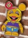 Disney Trading Pin Vinylmation Collectors Set - Muppets #2 - Janice