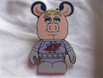 Disney Trading Pin 89573: Vinylmation(TM) Collectors Set - Muppets #2 - Pigs in Space Link Hogthrob Chaser Only