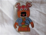 Disney Trading Pin 89576: Vinylmation(TM) Collectors Set - Muppets #2 - Pepe Chaser Only