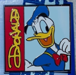 Disney Trading Pins PWP Promotion - Deluxe Starter Set Donald