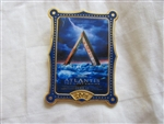 Disney Trading Pin 8998: DS - 12 Months of Magic Movie Poster Series (Atlantis)