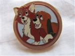 Disney Trading Pin 90186: Disney's Best Friends - Mystery Pack - Tod and Copper Only