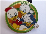 Disney Trading Pin 90188: Disney's Best Friends - Mystery Pack - Huey, Dewey, and Louie