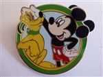 Disney Trading Pin Disney's Best Friends - Mystery Pack - Mickey Mouse and Pluto