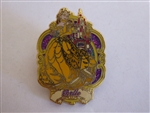 Disney Trading Pin  9028 DS - 12 Months of Magic Series (Belle)