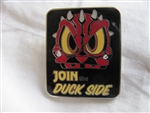Disney Trading Pin 90351: WDW- 2012 Star Wars Join the Duck Side