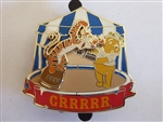 Disney Trading Pin 90531 WDW - Mickey's Circus - The Tigger Tamer