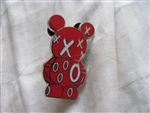 Disney Trading Pins 90665: Vinylmation Jr #5 Mystery Pin Pack - This and That - X's and O's