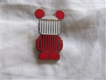 Disney Trading Pins 90670: Vinylmation Jr #5 Mystery Pin Pack - This and That - Pins and Needles
