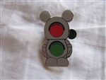 Disney Trading Pins 90671: Vinylmation Jr #5 Mystery Pin Pack - This and That - Stop & Go Chaser