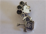 Disney Trading Pin Minnie Mouse - Paris Fashion Glamour Set - Minnie with a Shopping Bag