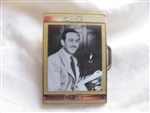 Disney Trading Pins 90831: Walt Disney Suitcase Booster Pack - Walt Looking Forward Only