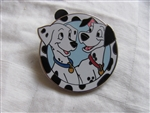 Disney Trading Pin 90954: Good Vs Evil - Mystery Pack - Pongo and Perdita
