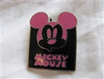 Disney Trading Pins 90967: Mickey Expression - Mystery Pouch - Baffled (Pink)