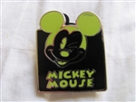 Disney Trading Pins 90968: Mickey Expression - Mystery Pouch - Winking (Neon Yellow)