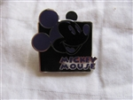 Disney Trading Pins 90969: Mickey Expression - Mystery Pouch - Laughing (Purple)