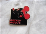 Disney Trading Pins 90970: Mickey Expression - Mystery Pouch - Scared (Red)