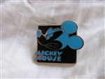 Disney Trading Pins 90971: Mickey Expression - Mystery Pouch - Angry (Blue