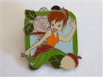 Disney Trading Pin 90990: Disney Fairies - Booster Pack - Fawn