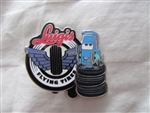 Disney Trading Pin 91066 DLR - Luigi's Flying Tires - Logo