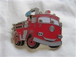 Disney Trading Pin 91175: Red the Fire Engine