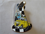 Disney Trading Pins   91207 WDI - Sorcerer Hats Mystery Pin Collection - Cars Land - Luigi and Guido