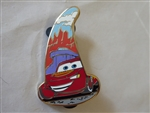 Disney Trading Pins   91208 WDI - Sorcerer Hats Mystery Pin Collection - Cars Land - Lightning McQueen