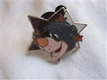 Disney Trading Pin  91259: WDW - 2012 Hidden Mickey Series - Star Characters - Baloo