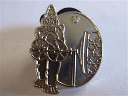 Secretary Bird! Disney Pin DLR 2010 Hidden Mickey *Bedknobs /& Broomsticks*