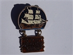 Disney Trading Pin  91523 D23 - Treasures of the Walt Disney Archives - Pirates of the Caribbean Ship