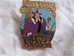 Disney Trading Pin 91739: WDW Sorcerers of the Magic Kingdom - Mystery Pin Collection - Governor Ratcliffe