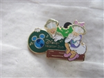 Disney Trading Pins 92117 DVC - Villas at Disney's Animal Kingdom Lodge Donald and Daisy
