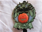 Disney Trading Pin 92279: Wicked Fun For Everyone - Collector's Set - Chernabog Completer ONLY