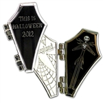 Disney Trading Pin This Is Halloween 2012 - Jack