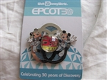 Disney Trading Pin 92531: Epcot 30th Anniversary – Annual Passholder 1982 Mickey and Minnie