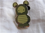 Disney Trading Pin 92683: Vinylmation Jr #6 Mystery Pin Pack - Snow White - Turtle