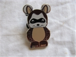 Disney Trading Pin 92684: Vinylmation Jr #6 Mystery Pin Pack - Snow White - Raccoon