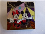 Disney Trading Pin 92770 DCL - PWP 2012 - Mickey and Minnie Mouse