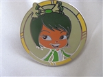 Disney Trading Pin 92879: Wreck-It Ralph - Mystery Set - Minty Zaki ONLY