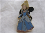 Disney Trading Pin 92902: Kids Dressed as Princesses - Cinderella
