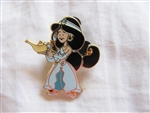 Disney Trading Pins 92905: Kids Dressed as Princesses - Jasmine