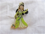 Disney Trading Pin 92906: Kids Dressed as Princesses - Tiana ONLY