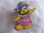 Disney Trading Pin  93200: Disney Club Penguin - Mystery Series 2 - Girl Space Astronaut Penguin ONLY