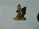 Disney Trading Pin 93357: Princess Rapunzel Glitter Dress (Tangled)
