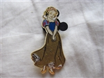 Disney Trading Pin 93358: Princess Snow White Glitter Dress (Snow White and the Seven Dwarfs)