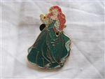 Disney Trading Pin 93361: Princess Ariel Glitter Dress (The Little Mermaid)