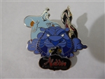 Disney Trading Pins 93370 Disney's Aladdin: A Musical Spectacular