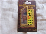 Disney Trading Pin 93390: WDW - Attraction Posters - Grand Prix Raceway